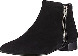 Giudecca JY1522-1 - Zapatillas de casa de Cuero Mujer, Color Negro, Talla 40