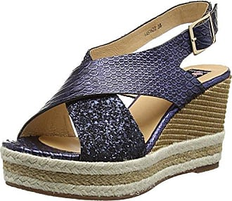 Zapatos azules Giudecca para mujer