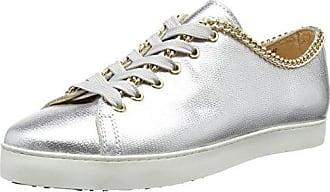JYCX15PR102-1, Damen Sneakers, Silber (AH6 Gun color/12), 39 EUGiudecca
