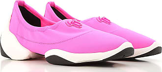 Slip on Sneakers for Women On Sale, Fluo Pink, Neoprene, 2017, 2.5 3.5 4.5 5.5 Giuseppe Zanotti