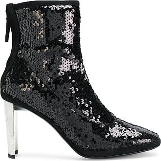 Boots for Women, Booties On Sale, Black, Pailletes, 2017, 3.5 5.5 7.5 8.5 Giuseppe Zanotti