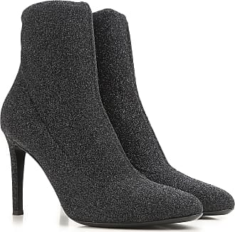 Boots for Women, Booties On Sale, Black, Pailletes, 2017, 3.5 5.5 7.5 8.5 Giuseppe Zanotti