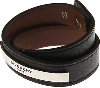 Givenchy Bracelet for Women, Black, Calf-skin Leather, 2017, One Size Medium