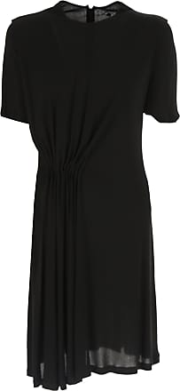 Dress for Women, Evening Cocktail Party On Sale, Black, Wool, 2017, 6 Givenchy
