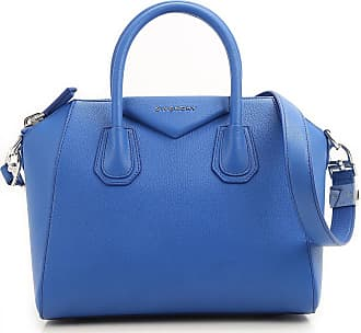 Givenchy Top Handle Handbag, Antigona, Indigo Blue, Leather, 2017, one size
