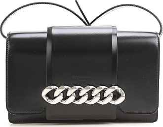 Givenchy Shoulder Bag for Women, Infinity Sm Flap Bag, Black, Leather, 2017, one size