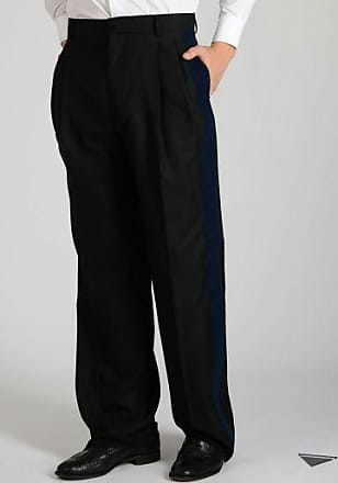 Moahir and Wool Pants with Lateral Stripes Spring/summer Givenchy