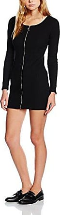 Glamorous Zip Through, Vestido para Mujer, Negro (Black), 38 (Tamaño Fabricante:Small)