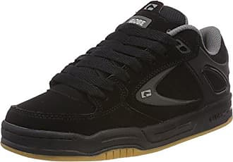 Globe Mahalo, Zapatillas de Skateboarding para Hombre, Negro (Black Twill/Olive 0), 44.5 EU
