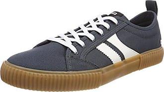 Globe Encore-2, Chaussures de Skateboard Homme, Gris (Charcoal/Gum/Red 15234), 40.5 EU