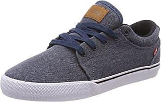 Motley, Chaussures de skateboard homme - Bleu (Faded Blue), 40.5 EUGlobe