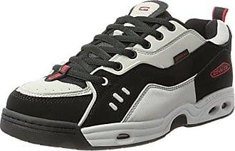 Mens Ct-Iv Classic Skateboarding Shoes, Silver (Silver/Grey/Black 14267), 7 UK 8.5 UK Globe