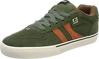 Globe - Zapatillas para Hombre Verde Verde, Color Verde, Talla 8