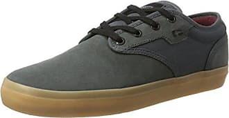 Globe Motley, Zapatillas de Skateboarding Unisex Adulto, Gris (Dark Shadow/Gum), 42 EU