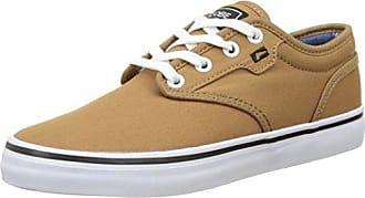 Motley, Zapatillas de Skateboard para Hombre, Marrón (Latte), 39 EU Globe