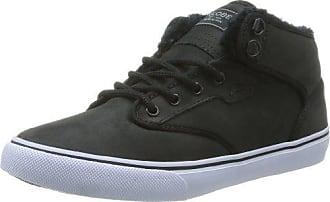 Globe Lift GBLIFT, Unisex-Erwachsene Sneaker, Schwarz (black/orange 10194), EU 39 (UK 6) (US 7)