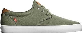 Willow, Chaussures de Skateboard Homme, Vert (Burnt Olive Canvas 0), 39 EUGlobe