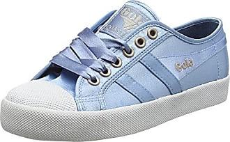 Coaster Satin, Zapatillas para Mujer, Rosa (Neon Coral Blue), 38 EU Gola