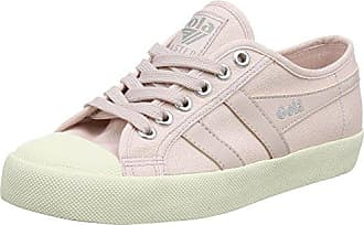 Gola Harrier Suede, Zapatillas Para Mujer, Rosa (Blush Pnk/Indian Teal HD), 40 EU