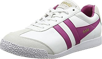 Harrier Cubed - Sneakers Basses - Femme, Blanc, 41 EU (8 UK)Gola