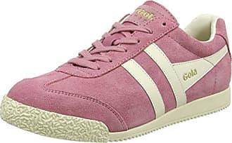 Gola Evolve, Zapatillas de Deporte para Exterior para Mujer, Rosa (Pink/White), 40 EU