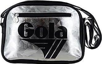 Damen Umhängetasche schwarz silver/black Gola