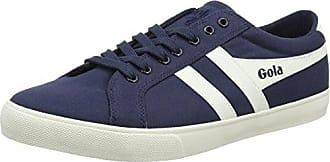 Gola Varsity, Sneaker Uomo, Nero (Black/off White BW Black), 40 EU
