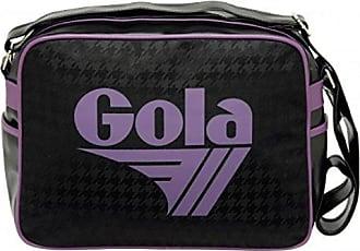 CUB842, Unisex-Erwachsene Tasche, Violett - Purple/Green Leopard - Größe: One size Gola