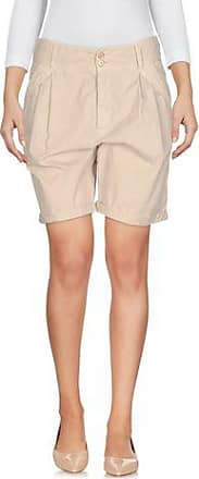 TROUSERS - Bermuda shorts Gold Case