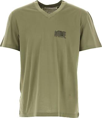 Camiseta de Hombre Baratos en Rebajas Outlet, Negro, Algodon, 2017, L M S XXL Golden Goose