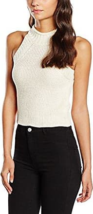 Hooked on You, Blouse Femme, Ecru (Ivory), 38 (Taille Fabricant:Small)Goldie London