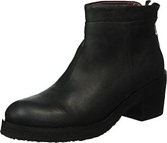 Goldmud 5228 - Botas Chelsea para Mujer, Color Negro (Celtic Black), Talla 38 EU