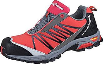 GYSHU1500 - Chaussures de Sécurité Homme - Rouge (Red/Black) - 43 EU (9 UK)Goodyear