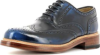 HI SHINE BROGUE - Business-Schnürer - blue