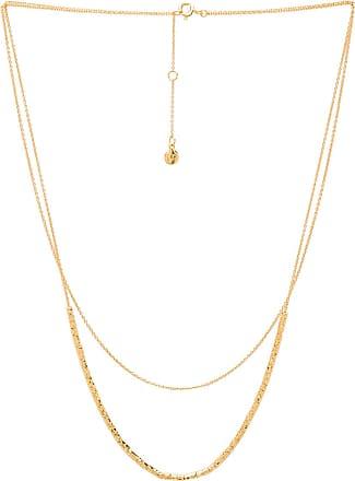 Gorjana Carmen Layered Reversible necklace
