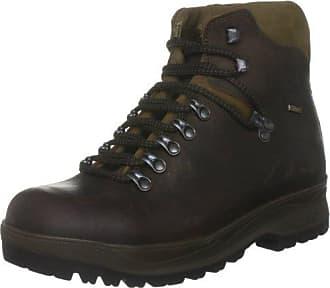 Teva Kimtah Mid eVent Leather W's, Scarpe da escursionismo e trekking donna, Marrone (Braun (bison 561)), 36.5