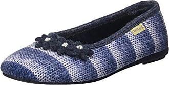 Mujer CE0552 Destalonada Azul Size: 38 EU GrÜnland