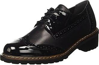 Gerry WEBEREbru 05 - Zapatos Derby Mujer, Color Negro, Talla 38.5 Gerry Weber