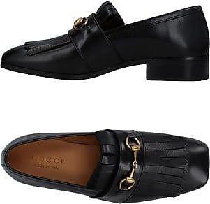Chaussures bateau en cuir DeltaGucci