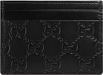 Gucci card wallets 88 products stylight gucci gucci ghost cardholder black colourmoves