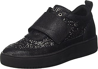 Gottee, Sneakers Basses Femme, Noir (Nero), 37 EUGuess