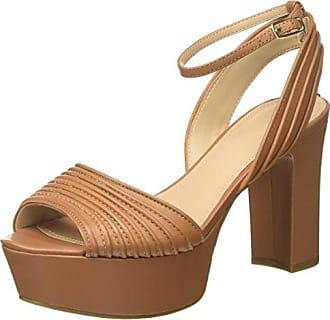 Damen Plateaupumps Sandales Robe De Chaussures Guess