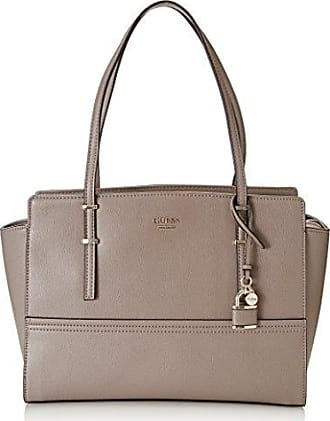 Damen Hwvg6421100 Shopper, Rot (Bordeaux), 15x22x32 cm Guess