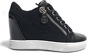 Guess FLRET1 LEA12 Sneakers Frauen Black 35