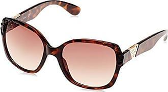 Womens GU2016P_E26 Sunglasses, Brown (Marrone), 58 Guess