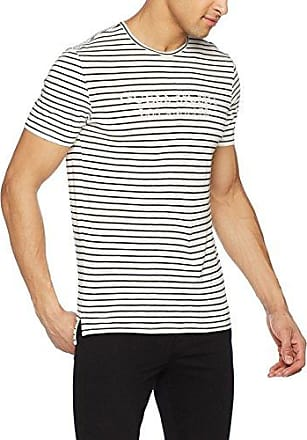 CN SS Know What tee, Camiseta para Hombre, Marrón (Charcoal Heat Charcoal Heat), M Guess