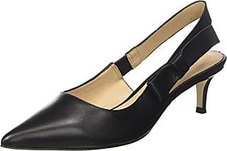 Guess Damen Footwear Dress Sling Back Plateaupumps, Nero (Black), 37 EU