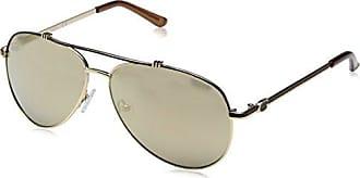 Womens GU7203_C33 Sunglasses, Black (Nero), 57 Guess