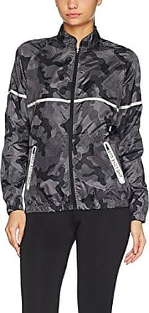 Guess Windbreaker, Manteau Femme, (Camouflage Print Camouflage Print), S