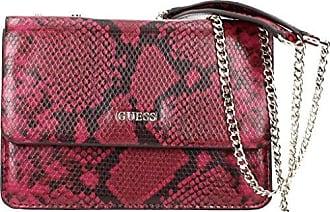 Handtaschen Damen, color Burgund, marca GUESS, modelo Handtaschen Damen GUESS NIKKI CONVERTIBLE XBOD Burgund Guess